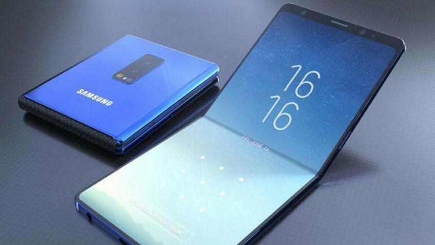Стали известны первые спецификации гибкого смартфона Samsung