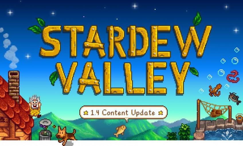 Автор Stardew Valley готовит для игры крупнейшее обновление