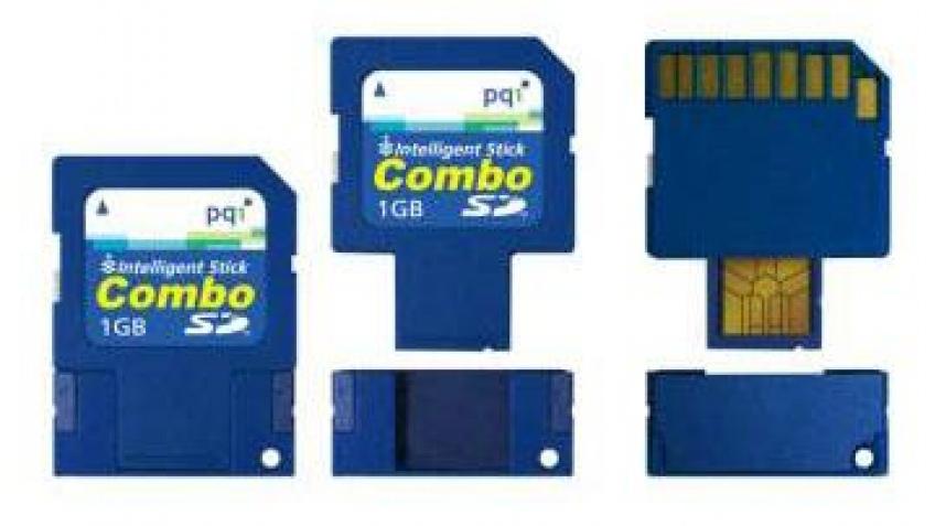 SD-USB-флэшка