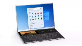 Microsoft запатентовала игровой контроллер для Surface Neo