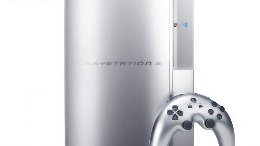Процессор в PS3 40 Гб все еще 90 нм