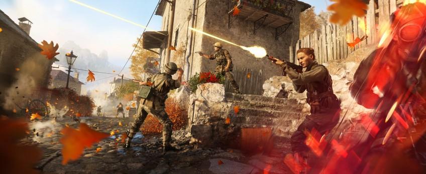 Battlefield V: четыре новые карты летом, «Метро» в октябре и появление японцев осенью