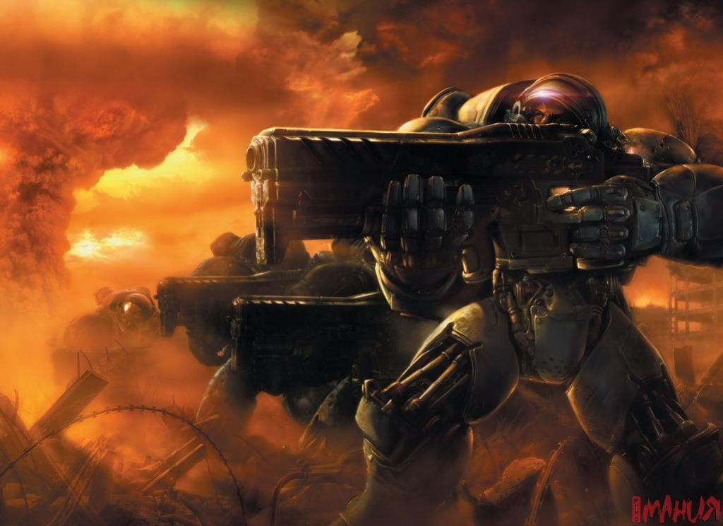 StarCraft2 испытают в 2009-м?