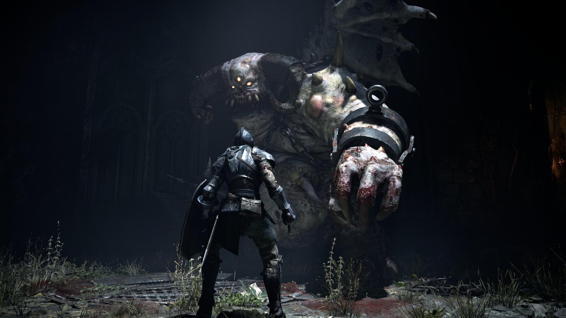 В ремейке Demon's Souls мог появиться режим с пониженной сложностью