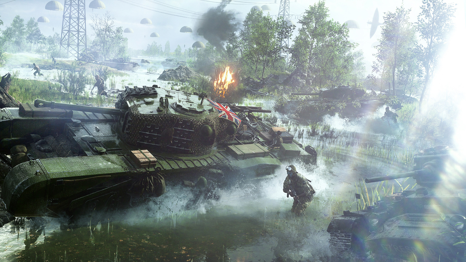 Лучшие новинки Steam за июнь: Battlefield V, Sea of Thieves, Satisfactory и другие