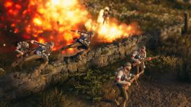 В сюжетном трейлере Iron Harvest – Operation Eagle нас отправляют в Аравию