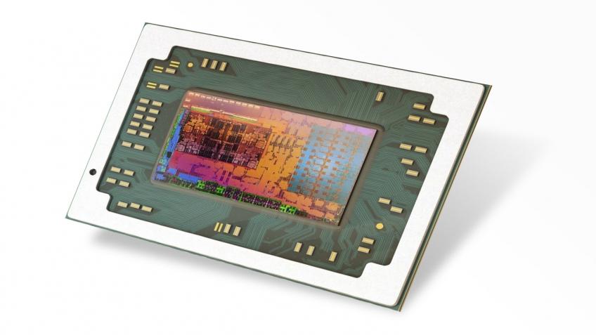 В гибридных процессорах AMD Zen2 не будет чиплетов