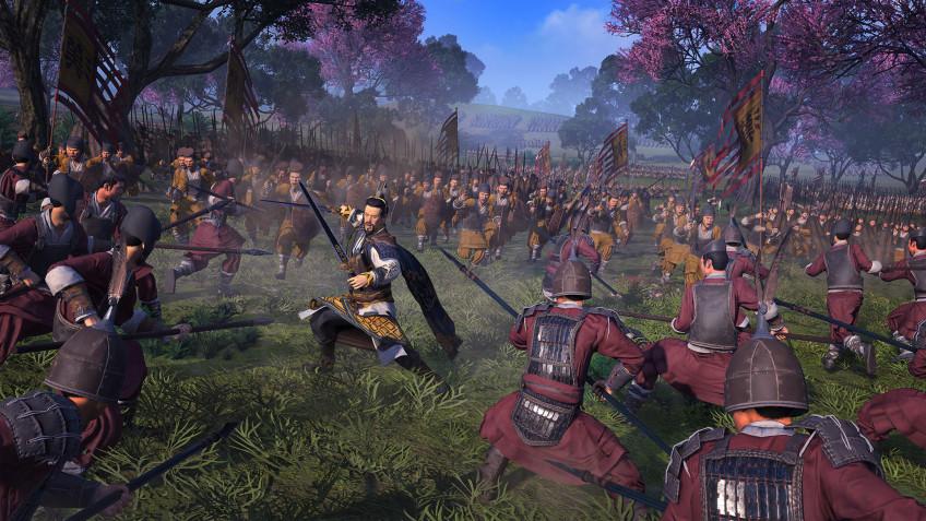 Total War: Three Kingdoms громят в Steam за отказ от поддержки игры