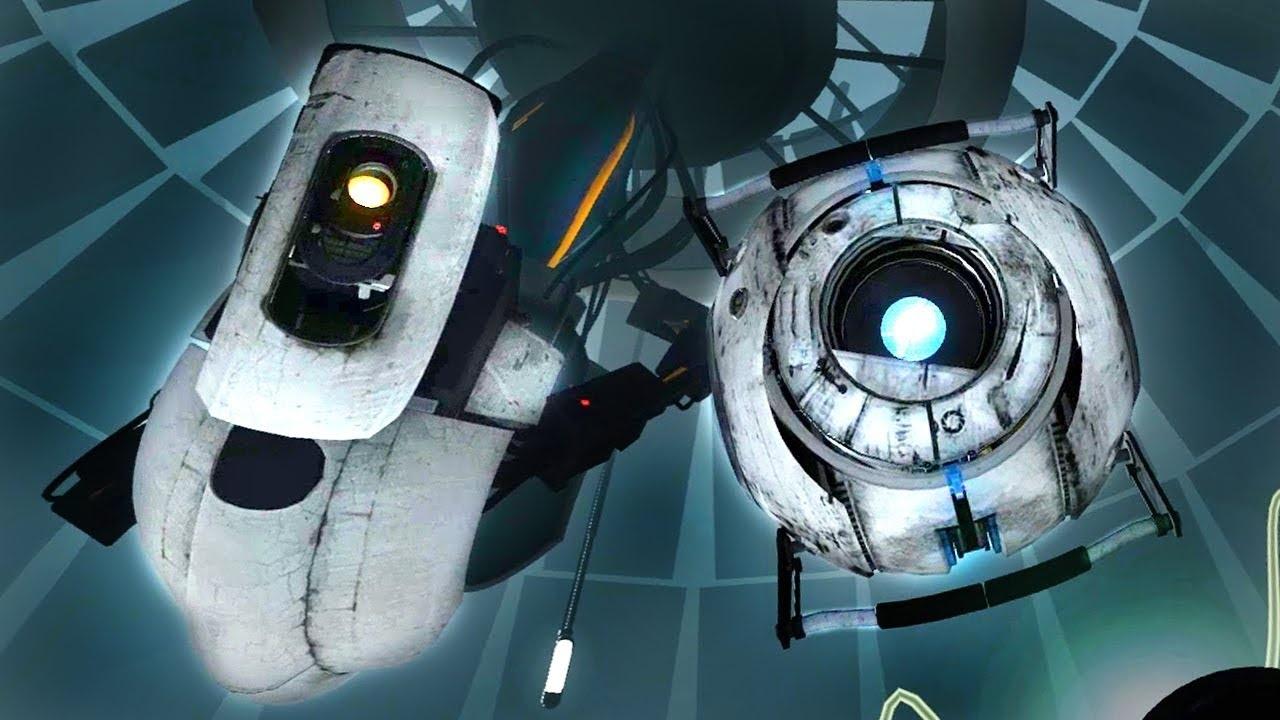 В Portal2 улучшили локальный кооператив на PC