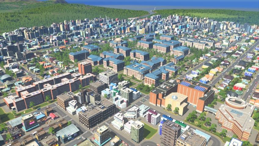 Campus — авторы Cities: Skylines займутся образованием