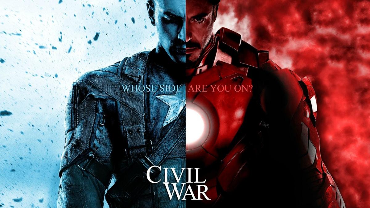 Капитан Америка сражается с Железным человеком в трейлере фильма «Первый Мститель: противостояние»