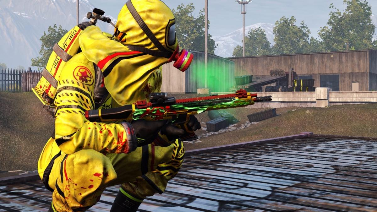 В H1Z1 Battle Royale появятся новый режим и тренировочная площадка