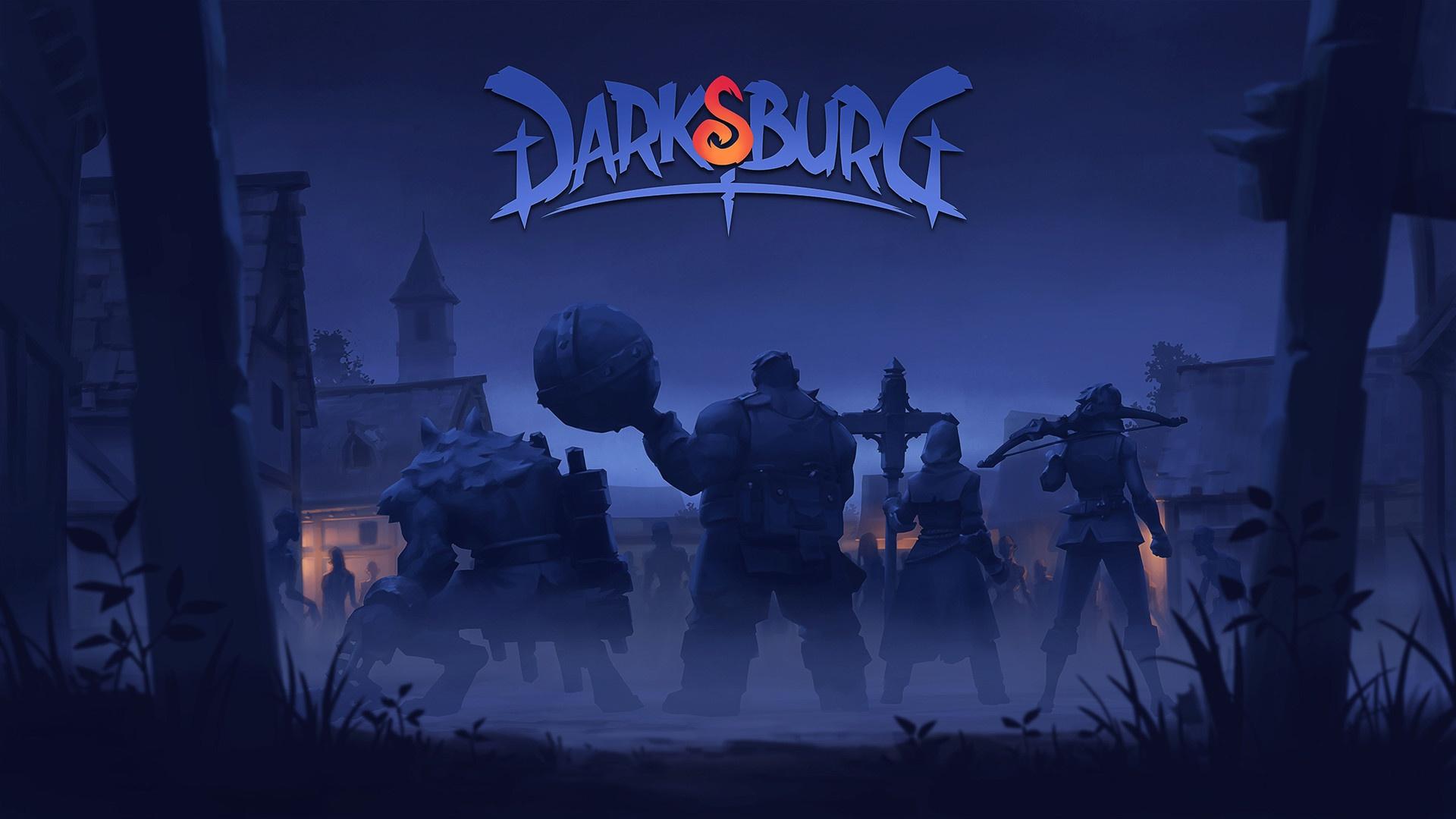 Средневековый зомби-экшен Darksburg выйдет в ранний доступ Steam12 февраля