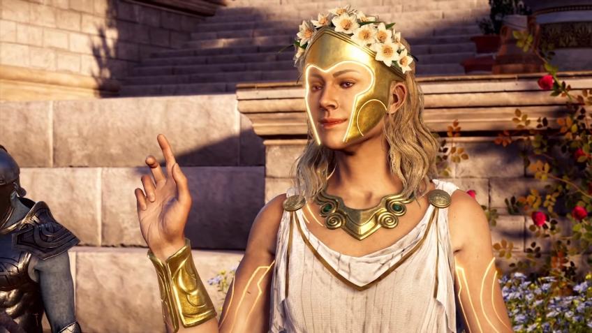 Авторы Assassin's Creed Odyssey рассказали о дополнении «Судьба Атлантиды»