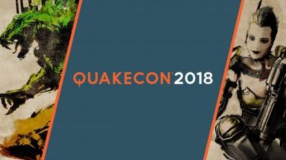 Смотрите QuakeCon вместе с нами!
