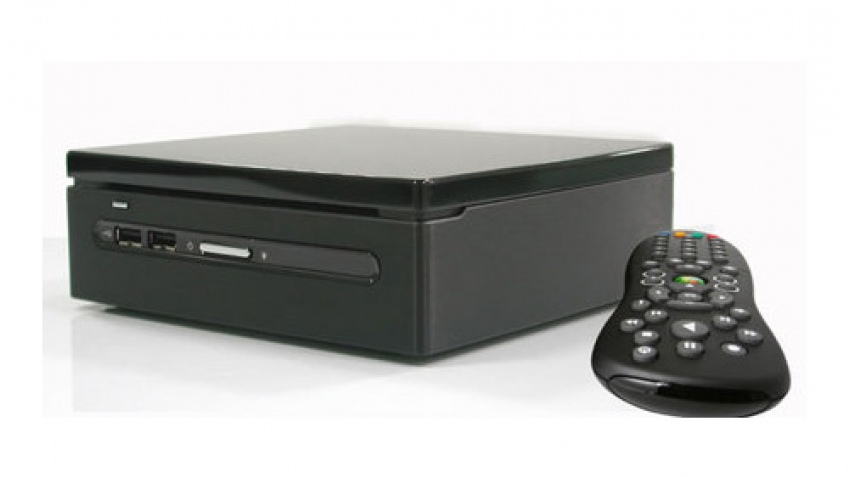 Глянцевый компьютер AOpen
