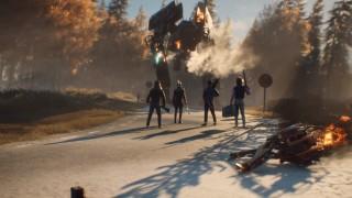 Авторы Just Cause показали новый трейлер Generation Zero
