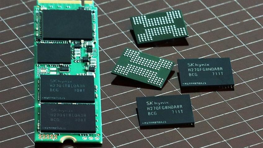 SK Hynix представила 72-слойную флэш-память 3D NAND