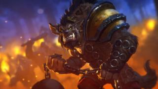 Blizzard рассказала о Дробителе — герое Heroes of the Storm из вселенной World of Warcraft