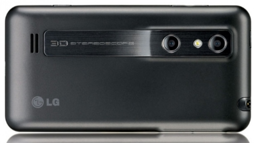 LG представила смартфон Optimus 3D в России