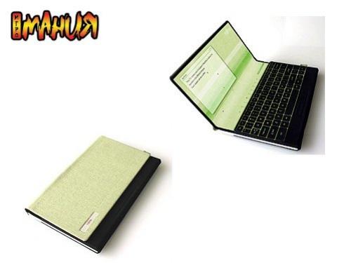 Ноутбуки из ткани от Fujitsu