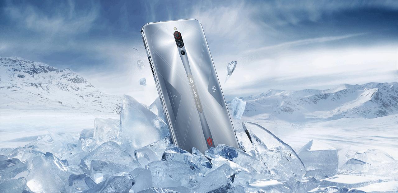 Представлен смартфон Nubia Red Magic 5S