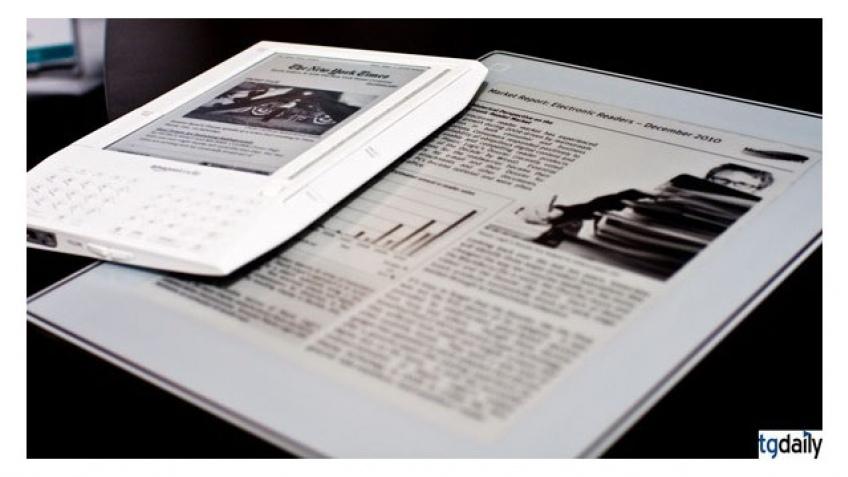 e-reader'ы на тропе войны