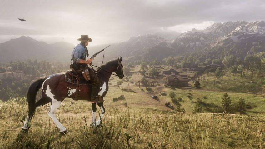 В Red Dead Redemption2 на РС будет фоторежим, но не будет трассировки лучей