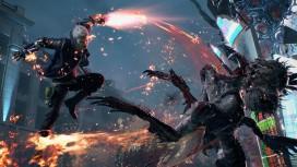В Devil May Cry5 не будет привычной системы «отмены» анимации