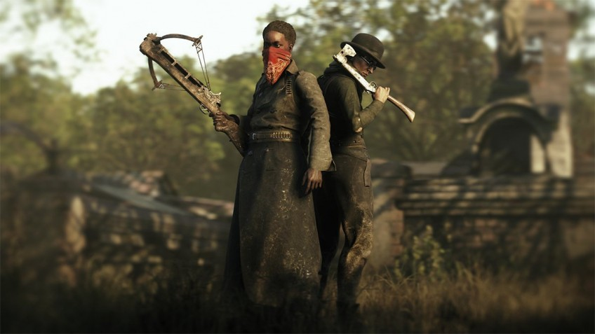 Атмосферный сетевой шутер Hunt: Showdown наконец вышел на Xbox One