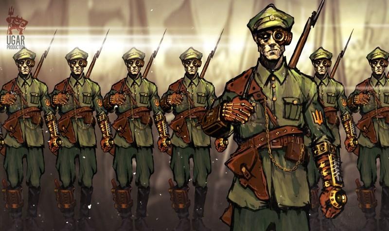 Украинский комикс «ВОЛЯ The WILL» получит экранизацию