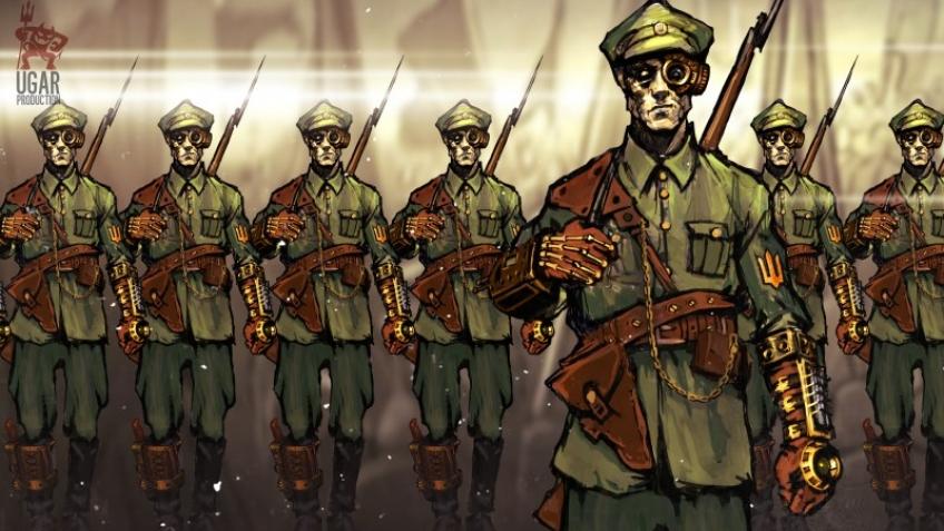 """Украинский комикс. Обзор: """"Воля"""""""