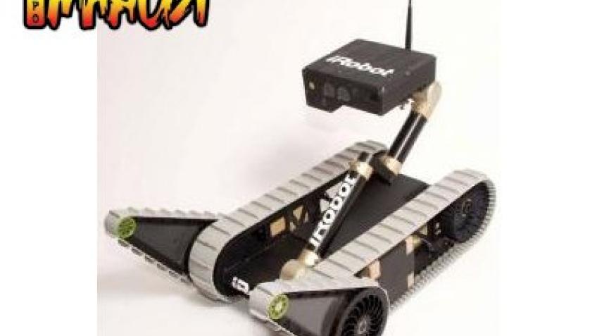 Новый робот от iRobot