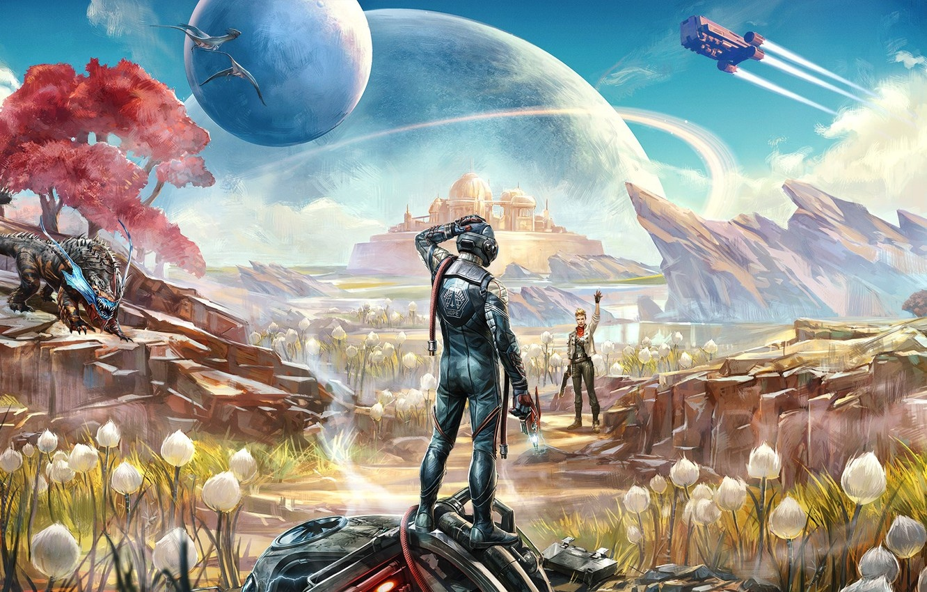 The Outer Worlds от Obsidian выйдет и на Nintendo Switch