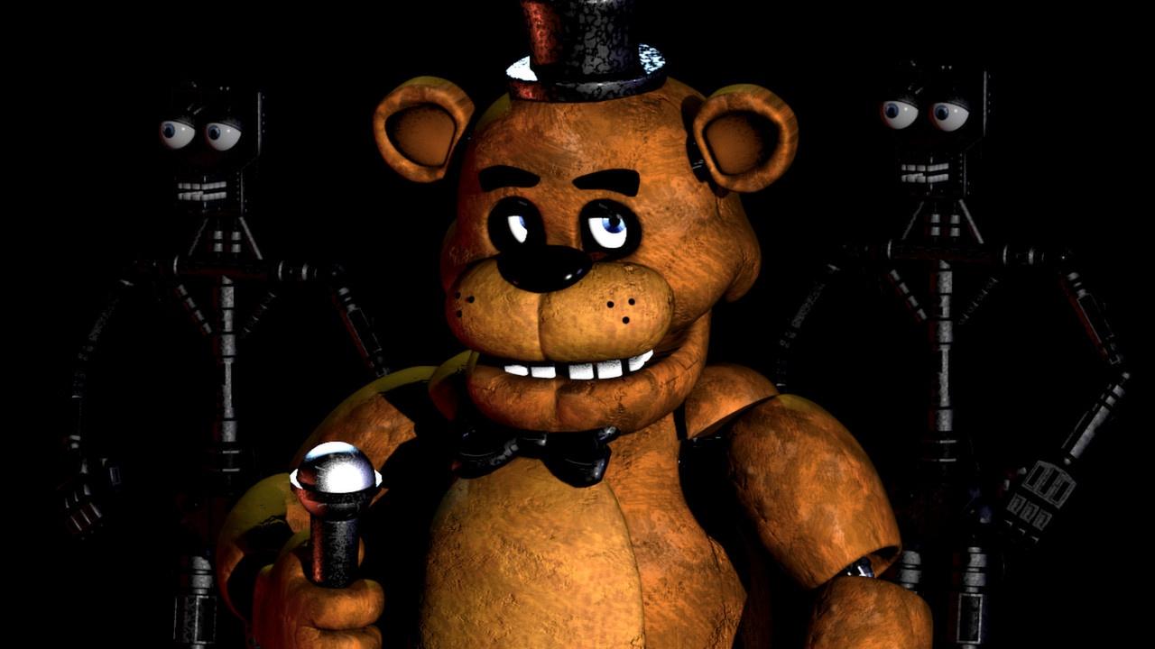 Five Nights at Freddy's появится в дополненной реальности