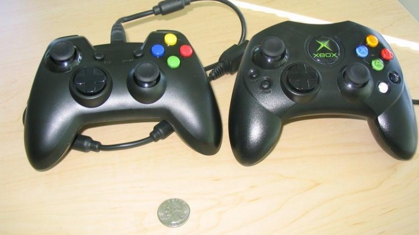 Новый пульт для Xbox?