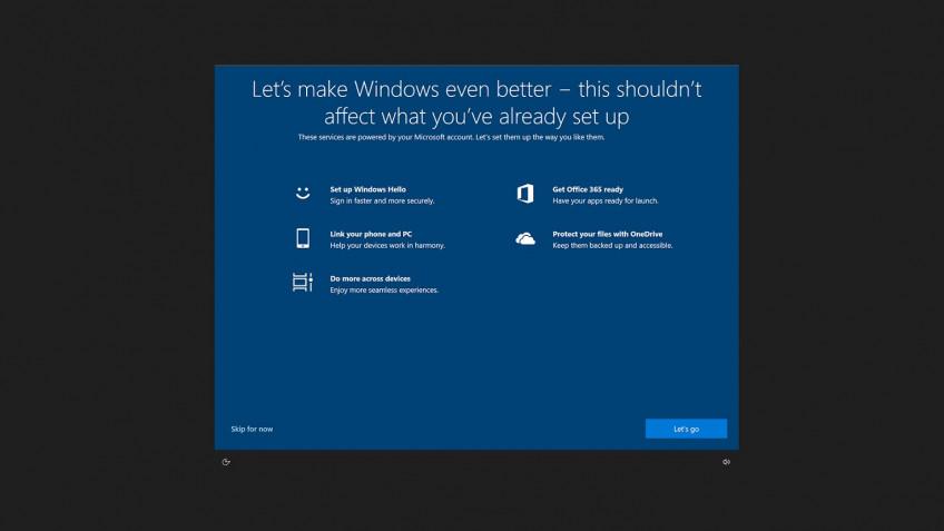 Microsoft бомбардирует пользователей уведомлениями в Windows 10