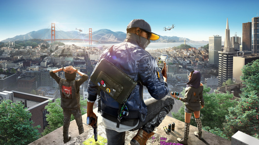 Раздача в Epic Games Store: Watch Dogs 2,  Football Manager 2020 и Stick it to The Man!