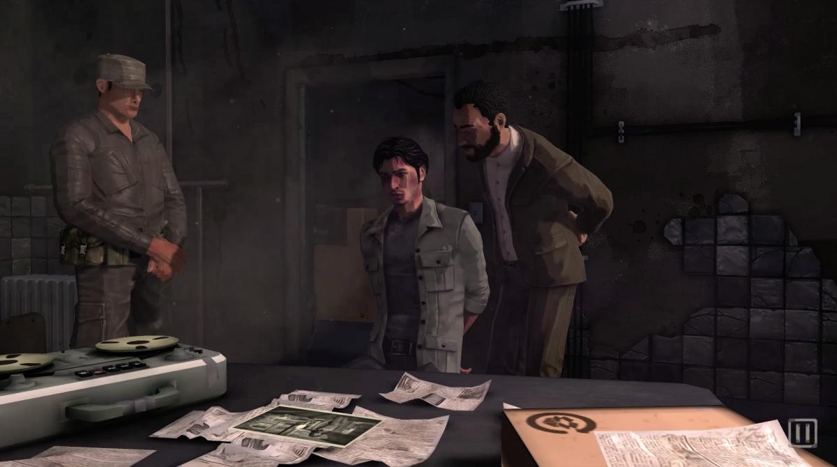 Приключение 1979 Revolution показали в трейлере