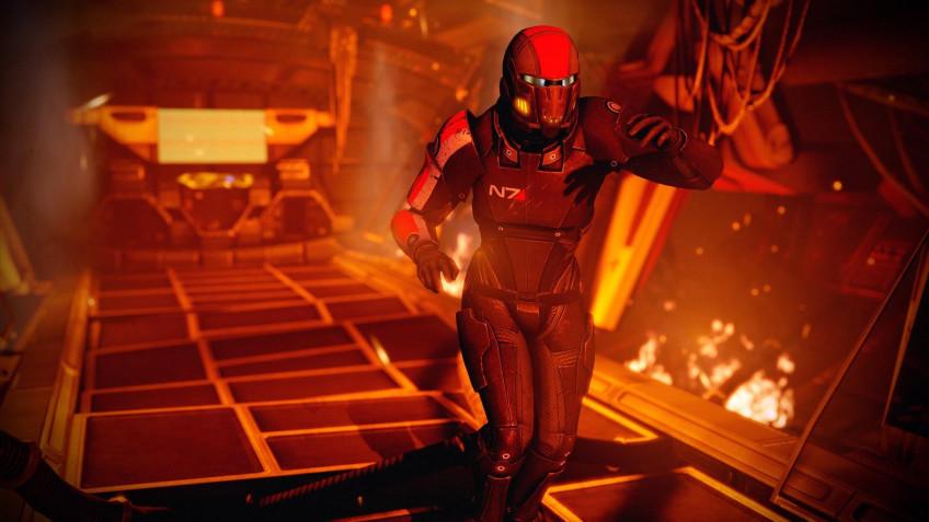4К при 60 FPS — первые тесты Mass Effect Legendary Edition на PS5 и Xbox Series X
