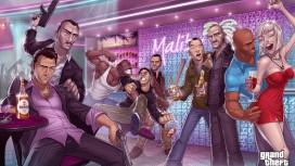 Rockstar хочет превратить игры GTA в единый мир