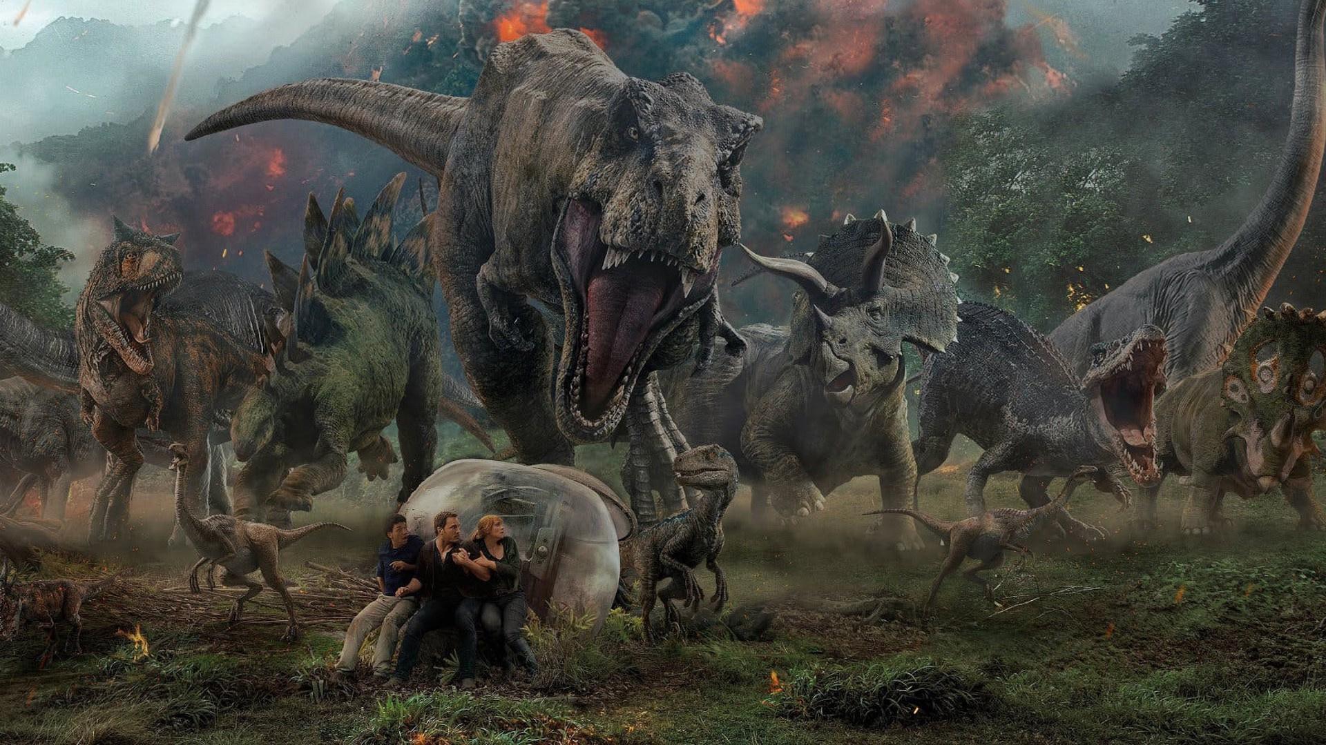 СМИ: Universal возобновит съёмки нового «Мира Юрского периода» в июле