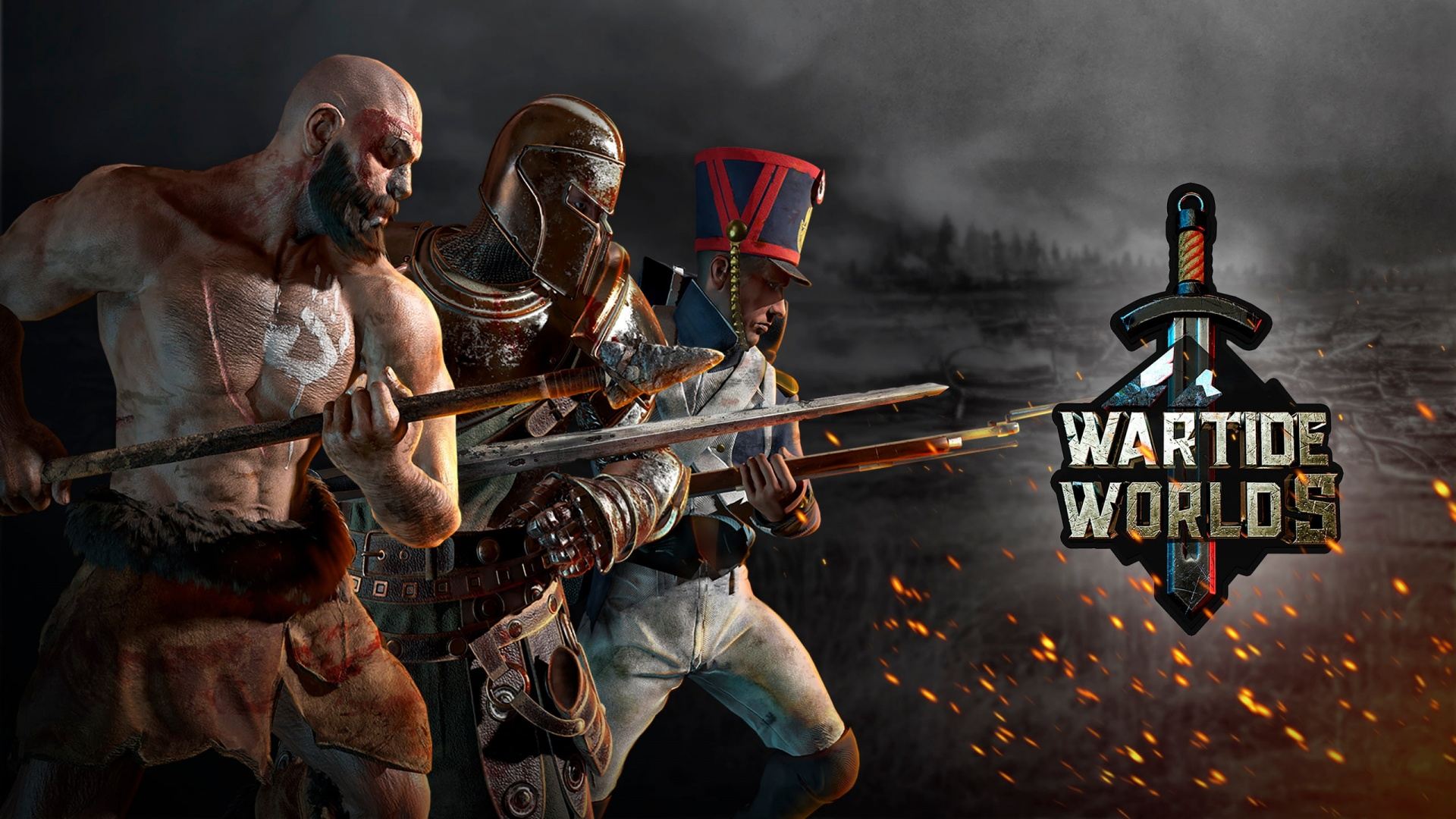 На Kickstarter собирают деньги на гибрид MMO, RTS и FPS под названием Wartide Worlds