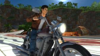 Герой Shenmue сядет за руль