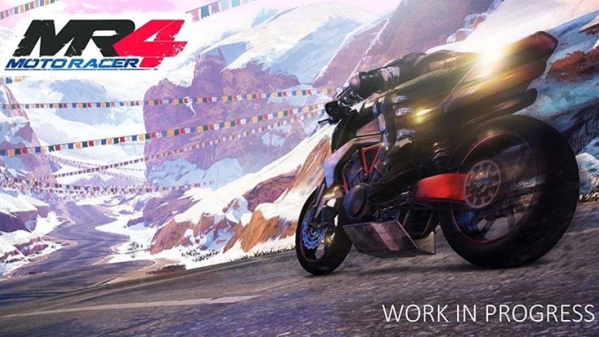 Объявлена дата выхода Moto Racer4