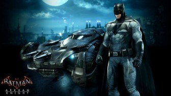 У Бэтмена в Batman: Arkham Knight появится бэтмобиль и костюм из фильма Batman v Superman: Dawn of Justice