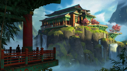 Расширение End of Dragons для Guild Wars2 перенесли на начало 2022 года