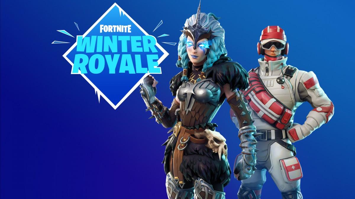 Epic Games выделит миллион долларов на турнир Winter Royale Online