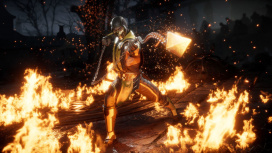 Моддер Mortal Kombat11 раскрыл секрет пролетающего метеорита
