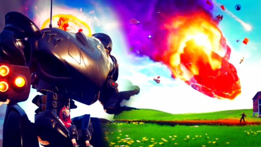 Epic Games отказывается удалять мехов из Fortnite